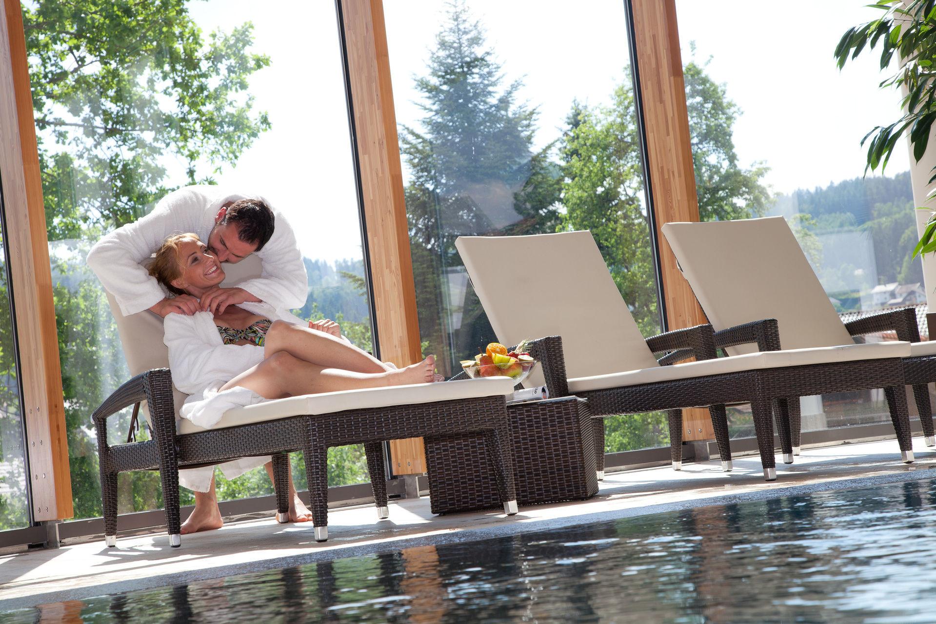 Wasserwelt Hotel Eibl Brunner 4 Sterne Hotel Wellnessurlaub Bayern
