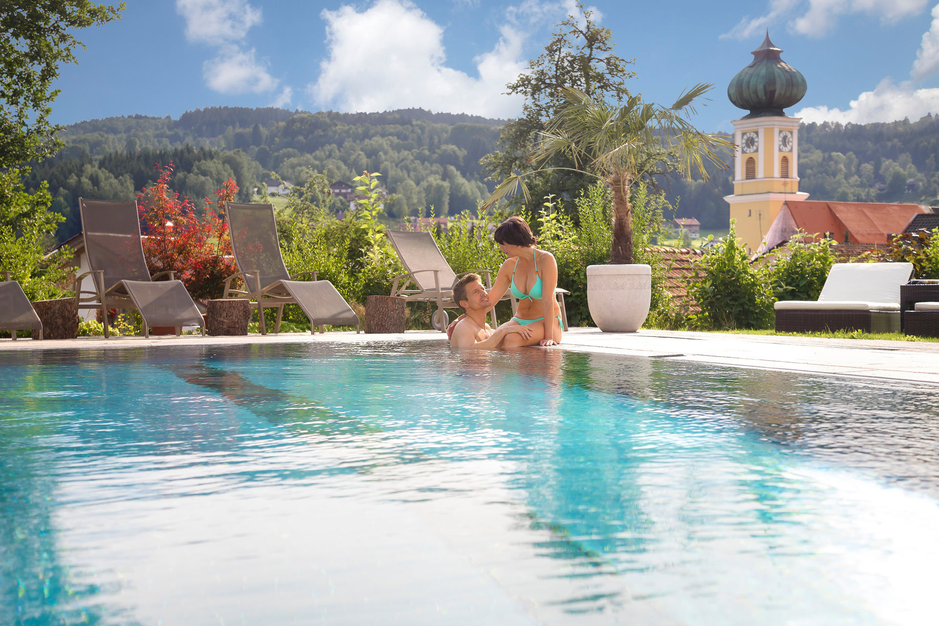 Hotel Eibl Brunner 4 Sterne Hotel Wellnessurlaub Bayern